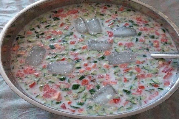 غذاهای مناسب برای فصل گرما