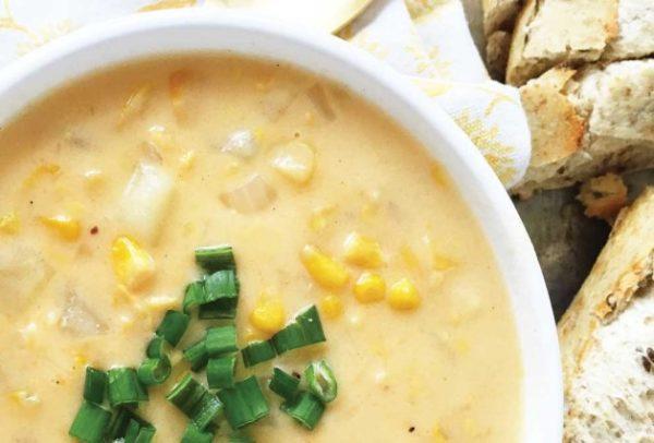 سوپ خنک برای تابستان