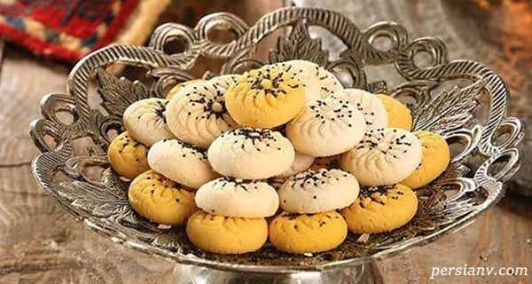 نان برنجی کرمانشاهی