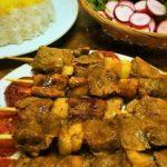 کباب حسینی- هندی مخصوص سحر