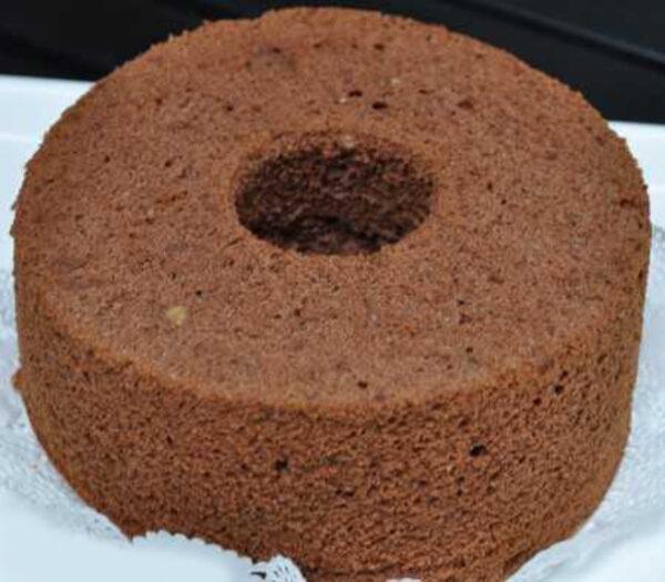 کیک ساده برای تولد