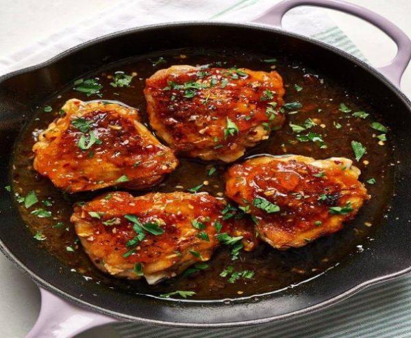 یک آشپزی سریع وقتی مهمون سرزده میاد خونتون