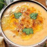 طرز تهیه سوپ قارچ و سیب زمینی