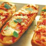طرز تهیه پیتزا با نان ساندویچی