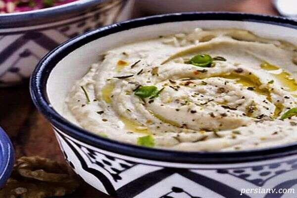 طرز تهیه بادمجان کبابی با سس ماست ، بسیار ساده و مقوی