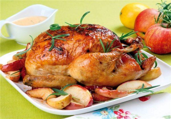 فواید و مضرات پوست مرغ