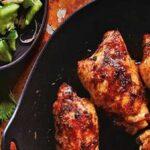 خوراک مرغ با زنجبیل