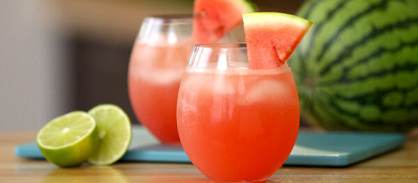 نوشیدنی هندوانه ای