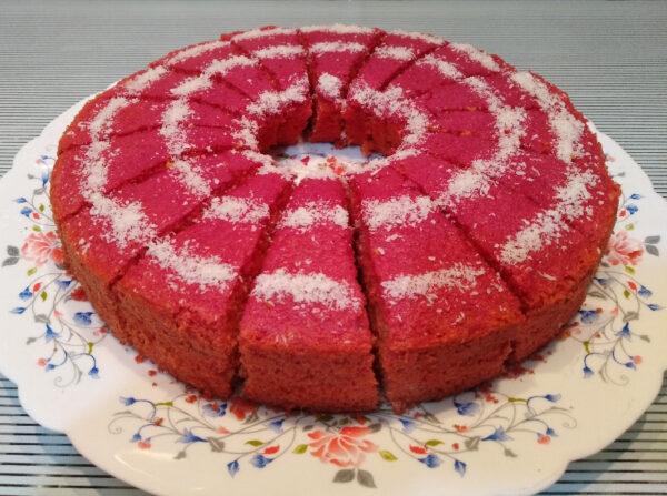 کیک لبو ویژه ی شب یلدای شما