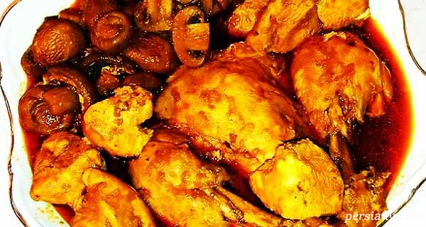 روش تهیه خورش مرغ