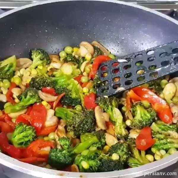 غذای رژیمی برای چربی خون بالا