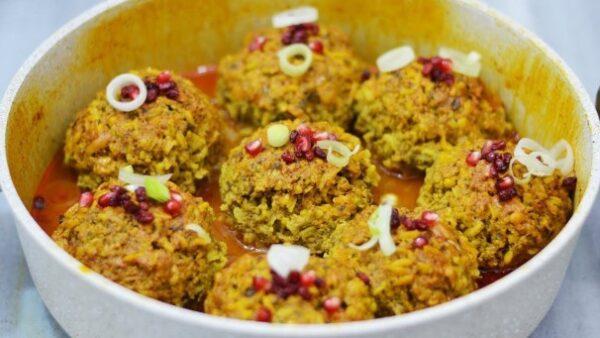 کوفته برنجی کرمانی