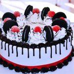کیک بستنی قالبی برای تولد