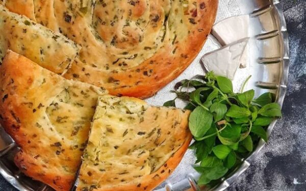 نان سبزیجات