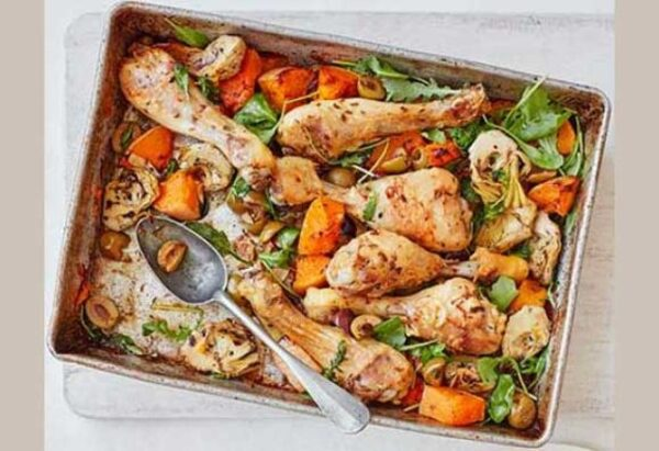 بفرمایید شام کم کالری و ۸ غذای رژیمی