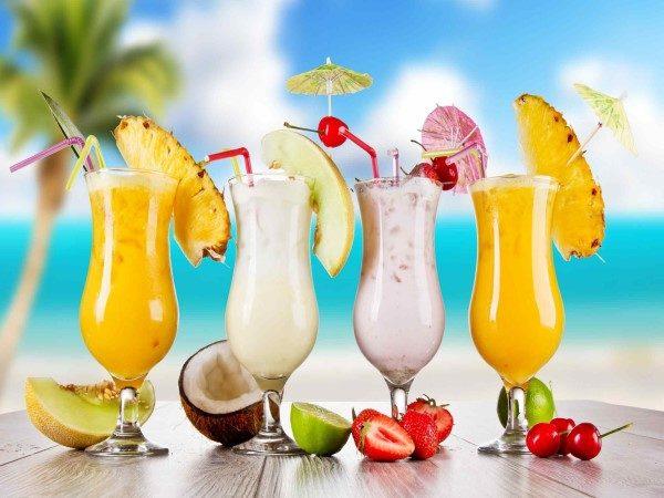 مواد غذایی تابستانی