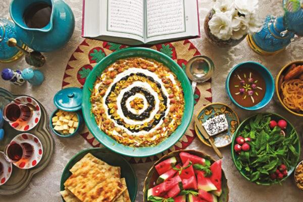 غذاهای افطاری