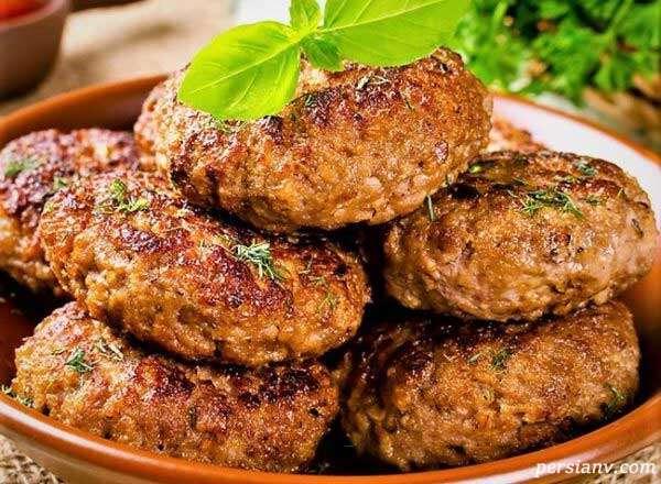 شامی کباب لبنانی