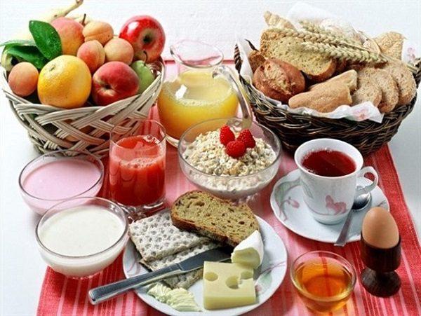 تغذیه مناسب بعد از ماه رمضان