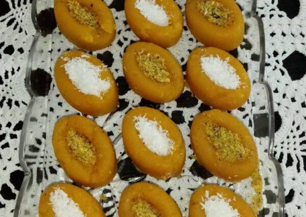 عسل حلوا برای افطار