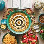 دستور غذایی جدید برای افطاری