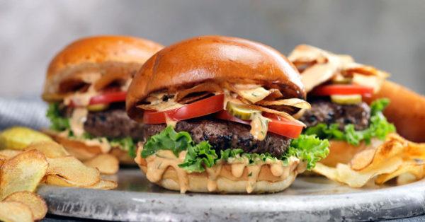 طرز تهیه همبرگر مخصوص