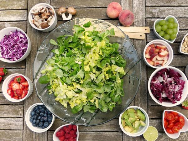 لیست غذاهای مفید بدن