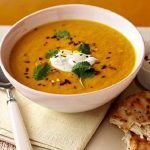 سوپ زمستانی خوشمزه