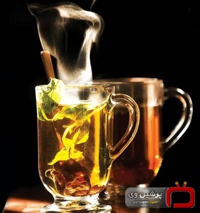 چای های متفاوت