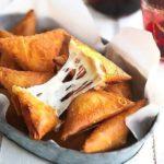 روش تهیه سمبوسه پنیر ؛ غذای هندی برای وعده سحر یا افطار