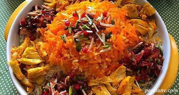 طرز تهیه و ارزش غذایی هویج پلو