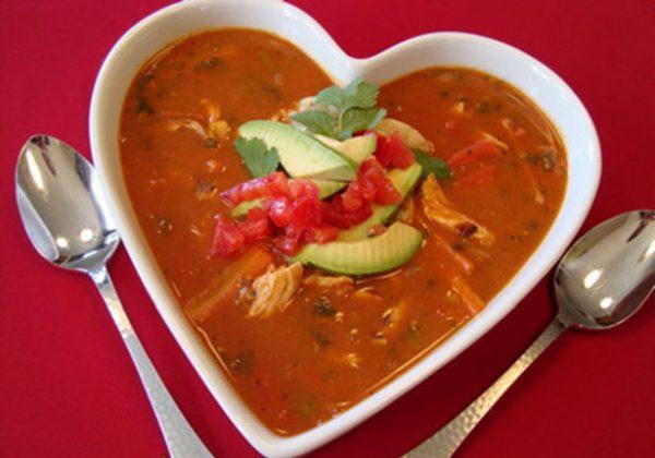 یک سوپ مخصوص برای سرماخوردگی