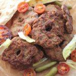 شامی سنتی با طعمی مدرن ( شامی آرد نخودچی که نرم و خوشمزه است )