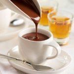 شکلات داغ دارچینی ( مناسب برای مهمانی ها در زمستان )