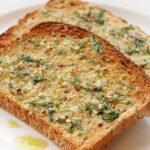 طرز تهیه نان سیر (نانی طعم دار و بسیار خوشمزه)