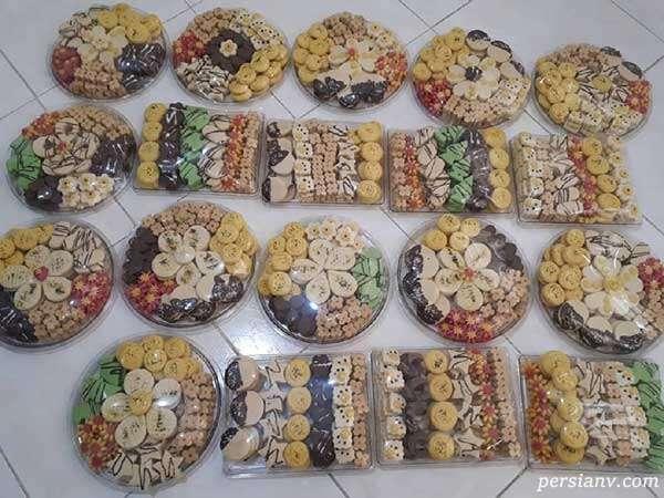 خواص خوراکی های عید نوروز