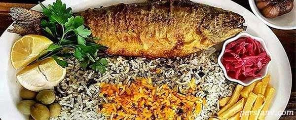 خوراکی های عید نوروز