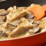 طرز پخت «خوراک قارچ»