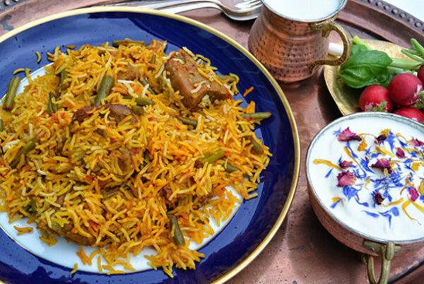 غذاهای ایرانی خوشمزه ، بدون یک وجب روغن
