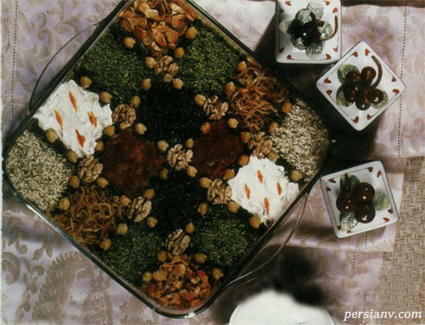روش تهیه حلیم بادمجان با عدس ( خوشمزه و مناسب برای وعده شام )