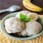 دسر ساده و آسان: بستنی موزی خانگی در سه سوت