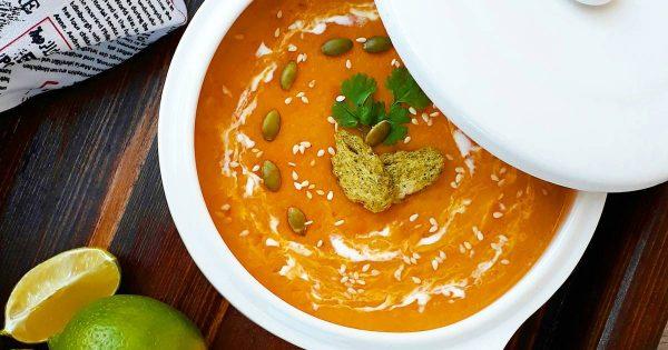 سوپ حریره مخصوص ماه رمضان