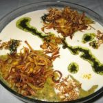 طرز تهیه آش مانتی مخصوص افطار