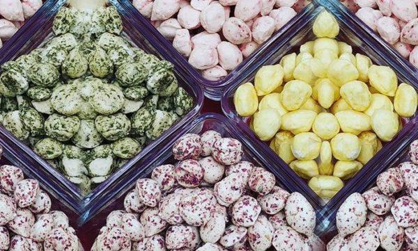 طرز تهیه شکر پنیر شیرازی