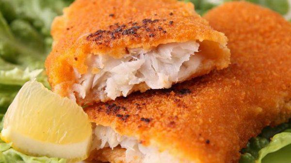 طرز تهیه ماهی پفکی