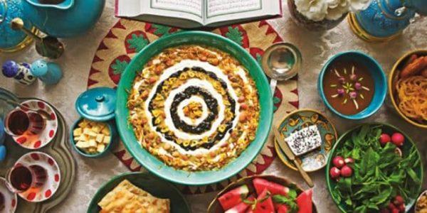 غذاهای مفید برای افطار و سحری