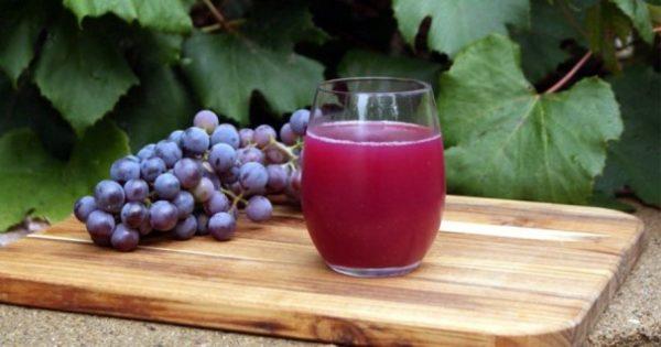 طرز تهیه آب انگور حلال
