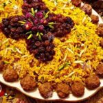 طرز تهیه قنبر پلو ، غذای شیرازی ها