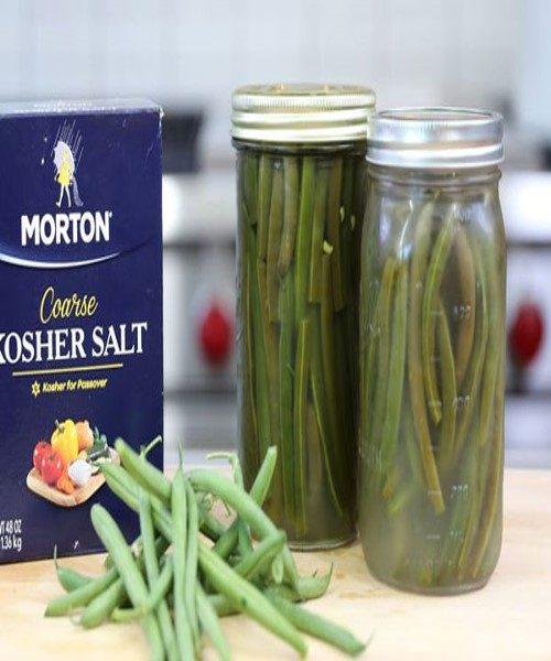 طرز تهیه ترشی لوبیا سبز (بسیار خوشمزه و دلچسب )