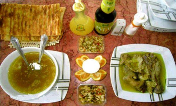 طرز تمیز کردن و طبخ کله پاچه از غذا های خوشمزه و اصیل ایرانی